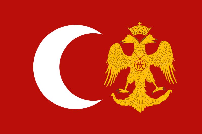 Hellenoturkic Confederacy (Independent Republic)