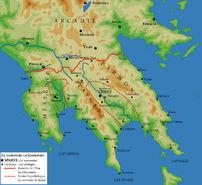 Sparta territory