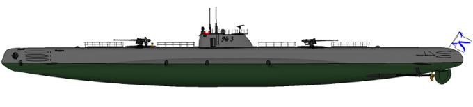 Подводная лодка типа «Барс» (Мир другой России)