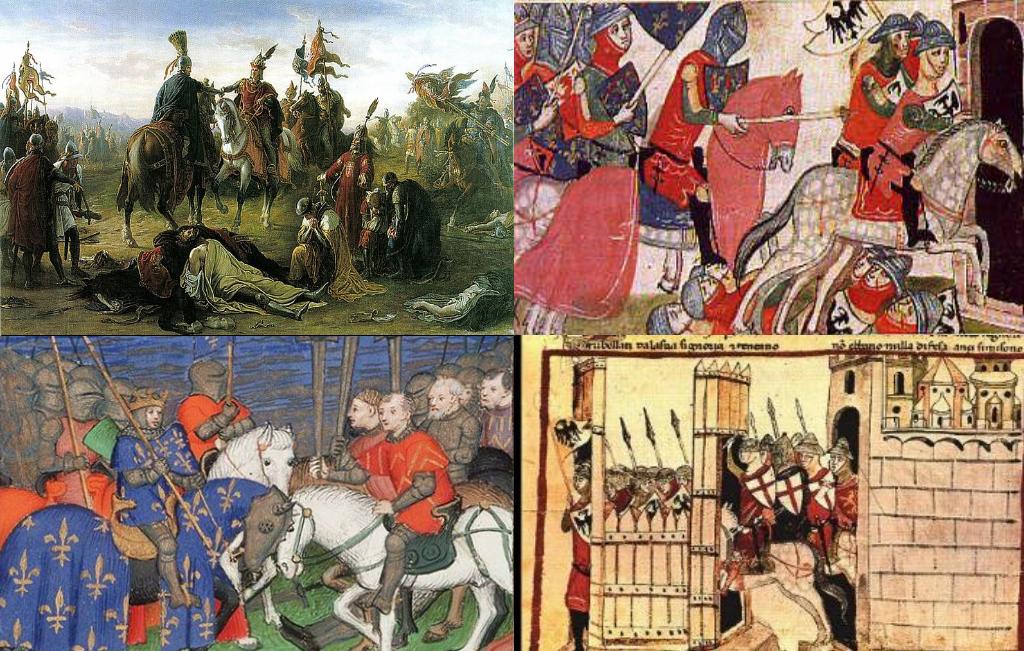 Mongol Invasion of Europe (Knightfall)