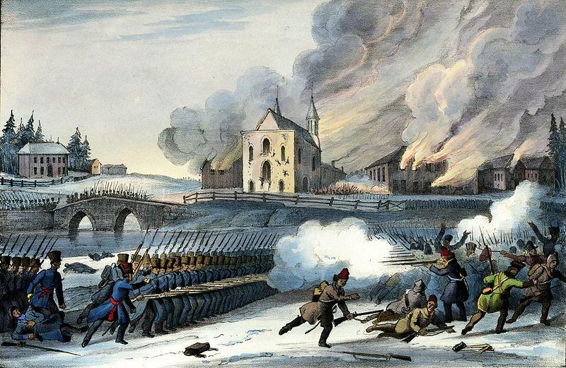 Канадская война (Свобода, равенство, братство!)