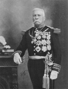 Porfirio Díaz (Presidente Limantour)