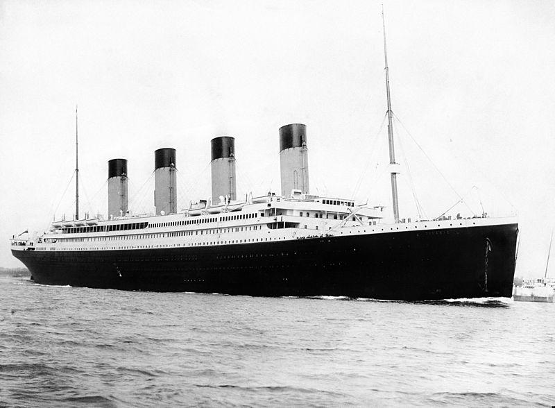 R.M.S. Titanic (Gran Imperio Alemán)