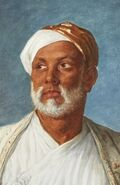 Elizabeth Vigee Lebrun - Portrait of Mohammed Dervish Khan 366N10007 B3Y2Q