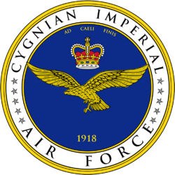 Seal of the Cygnian Imperial Air Force.png