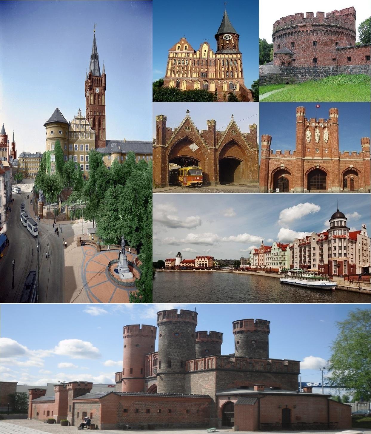 Königsberg (Utopía Nazi)