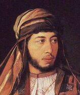 Gottlieb-Self-Portrait in Arab Dress (Cropped)