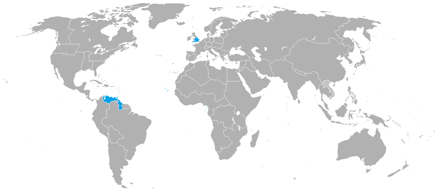 Location of England (Satomi Maiden ~ Third Power).png
