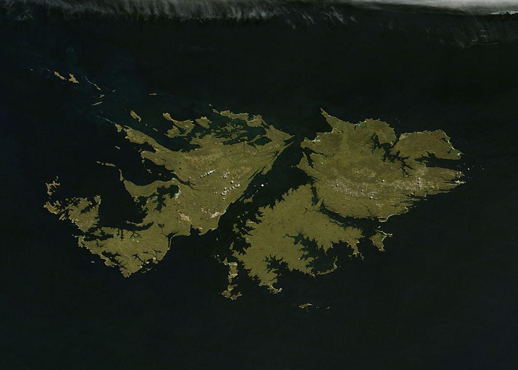 Islas Malvinas (Utopía Nazi)