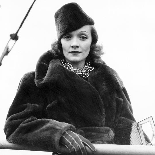 Marlene Dietrich (Utopía Nazi)