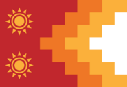 Xilotepec Empire Flag