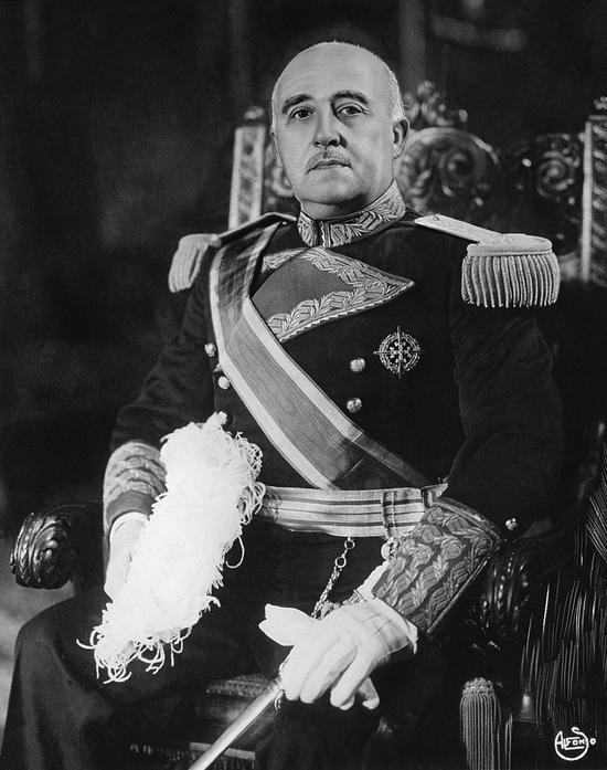 Francisco Franco (Utopía Nazi)