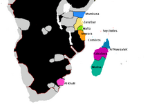 Location The East Africa Federation