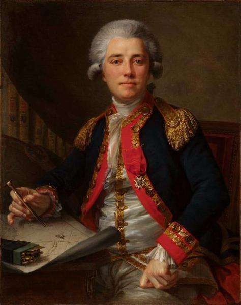 Жан-Франсуа де Лаперуз (Да здравствует король!)
