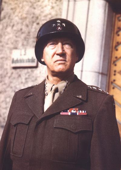 George Patton (Utopía Nazi)