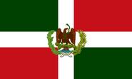 2da Bandera de Mexico 1811 MI
