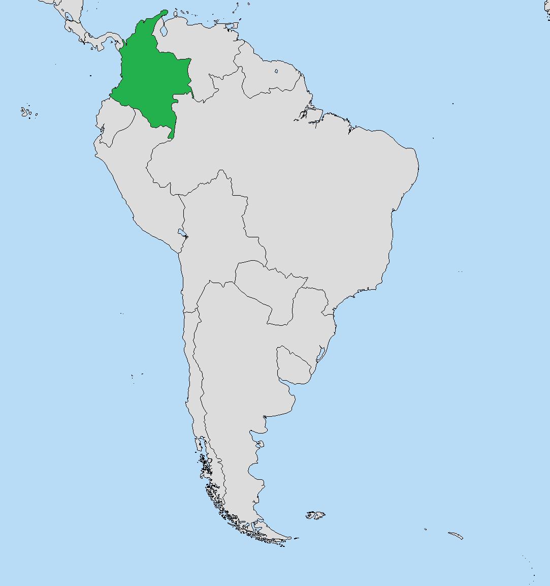 Colombia (Gran Imperio Alemán)