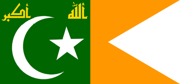 Flag of the Bahmani Sultanate (PMIV).png