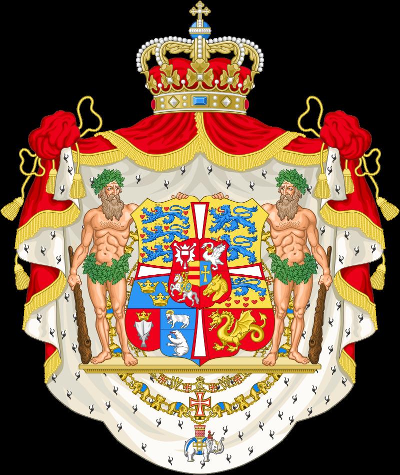 Королевство Дания (Царствуй на славу)