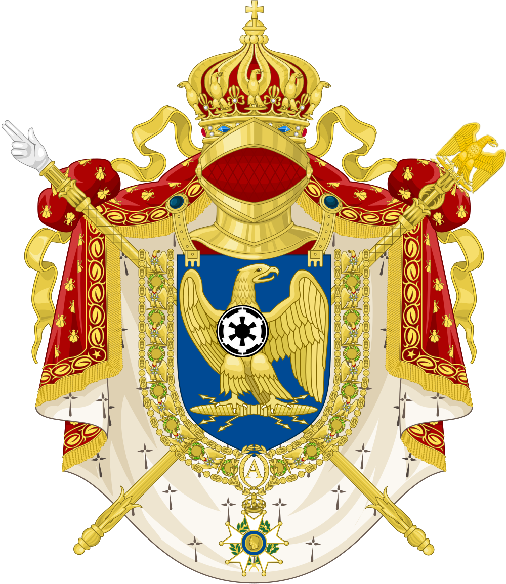 Coat of Arms of France (Third French Empire's World).png