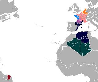 Allied-occupied France (Satomi Maiden ~ Third Power)