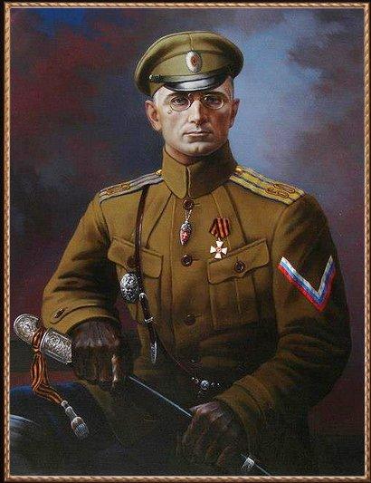 Михаил Дроздовский (Гиперборея)