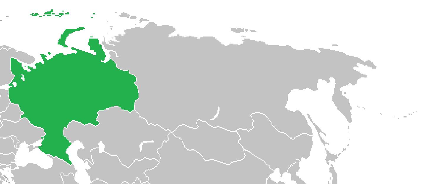 Rusia Occidental (Gran Imperio Alemán)