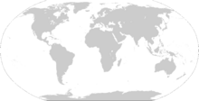 Location of Former country