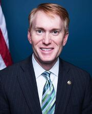 Senator James Lankford official portrait 115th congress.jpg