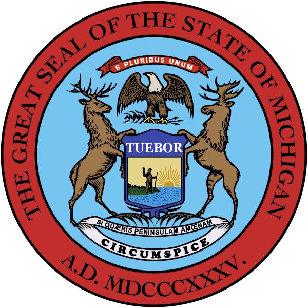 Michigan (1861: Historical Failing)