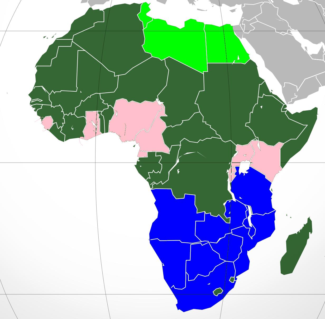 Africa (Caroline Era)