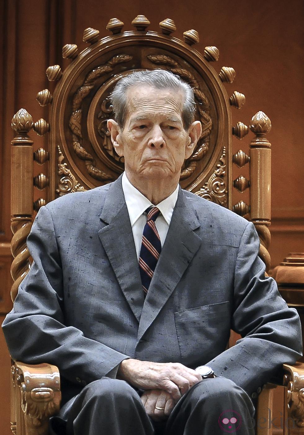 Miguel I de Rumania (ASXX)