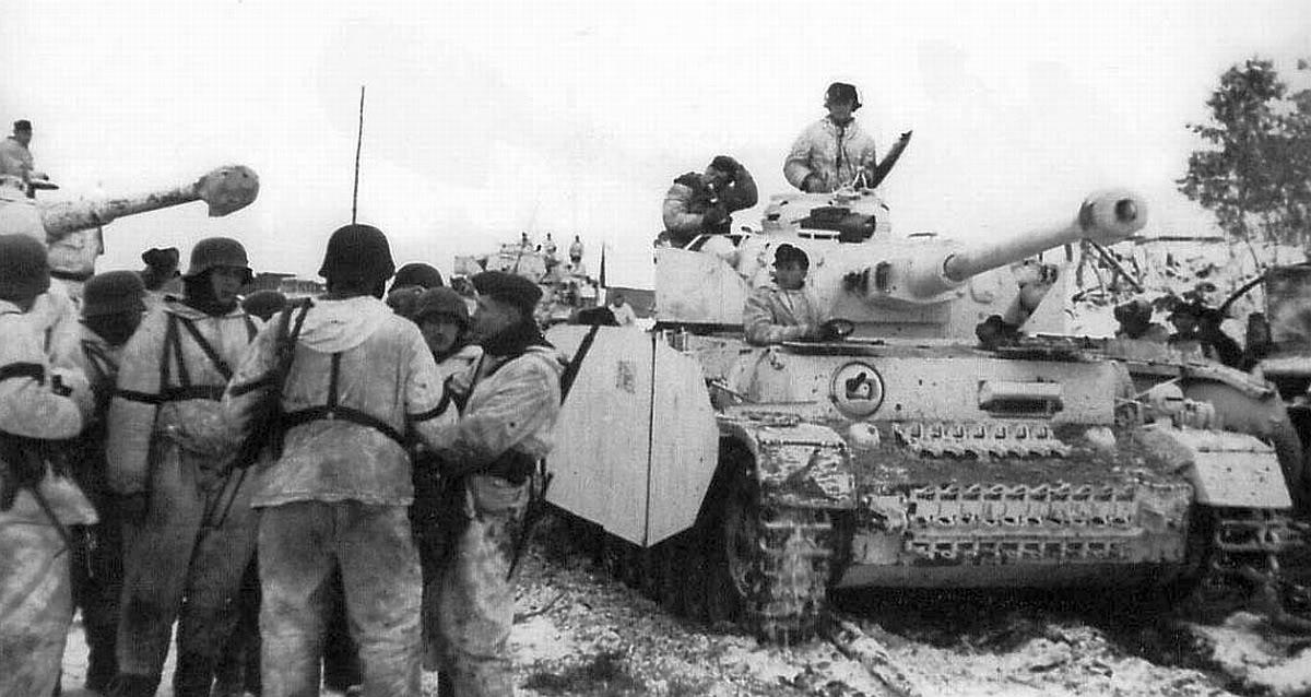 Batalla de Leningrado (Utopía Nazi)