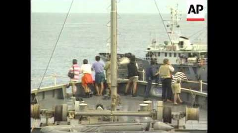 Spratly Islands - China Philippines 'Incident'