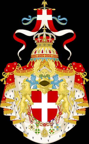 Королевство Италия (Кунерсдорфское завершение)