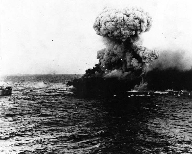 Battle of the Coral Sea (Yellowstone: 1936)