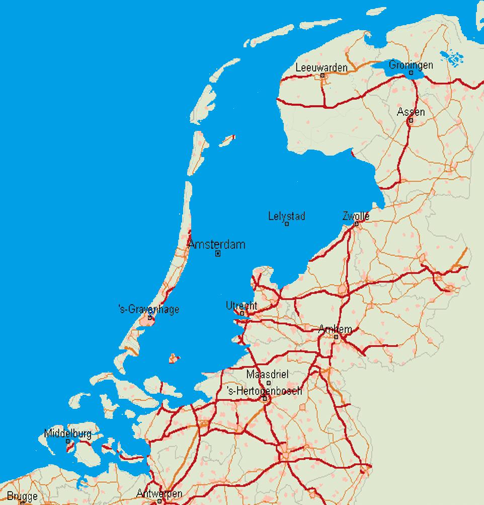Dutch Wastelands (1983: Doomsday)