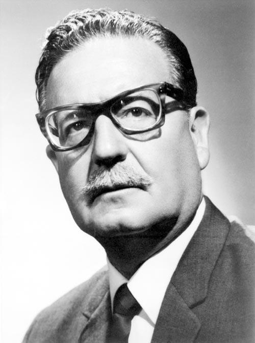 Salvador Allende (Chile No Socialista)