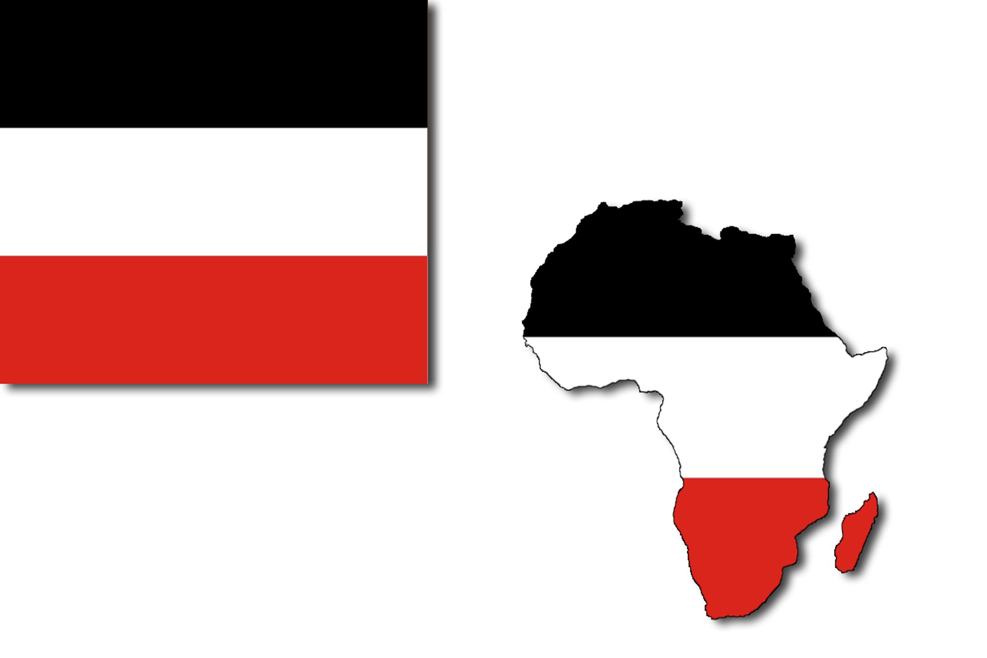 Colonias alemanas en África (Gran Imperio Alemán)