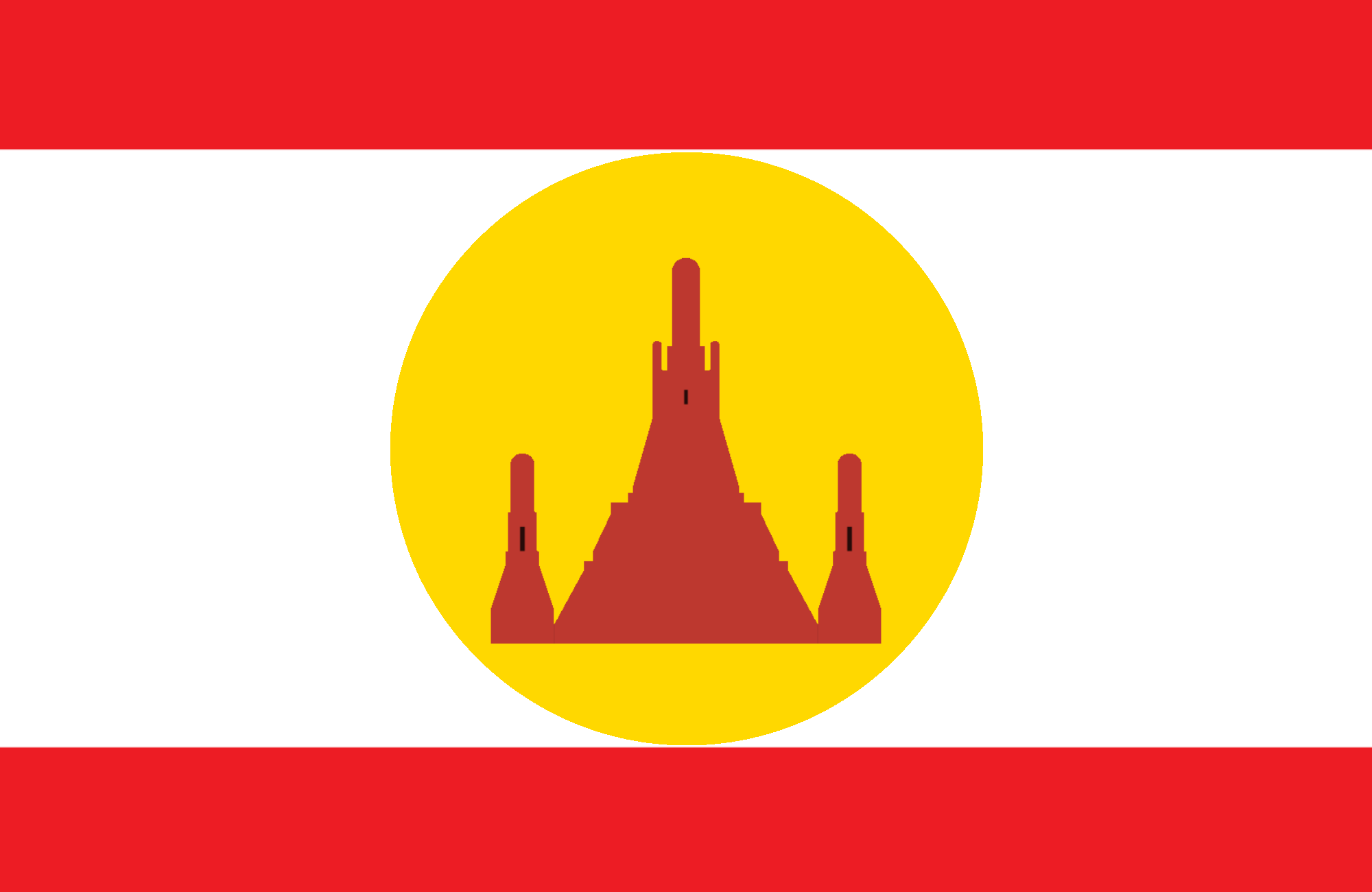 Flag of South Thailand.png