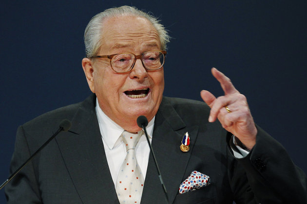 Jean-Marie Le Pen (Utopía Nazi)