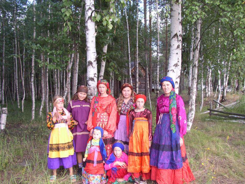 Ethnic Groups in Socialist Siberia (1983: Doomsday)