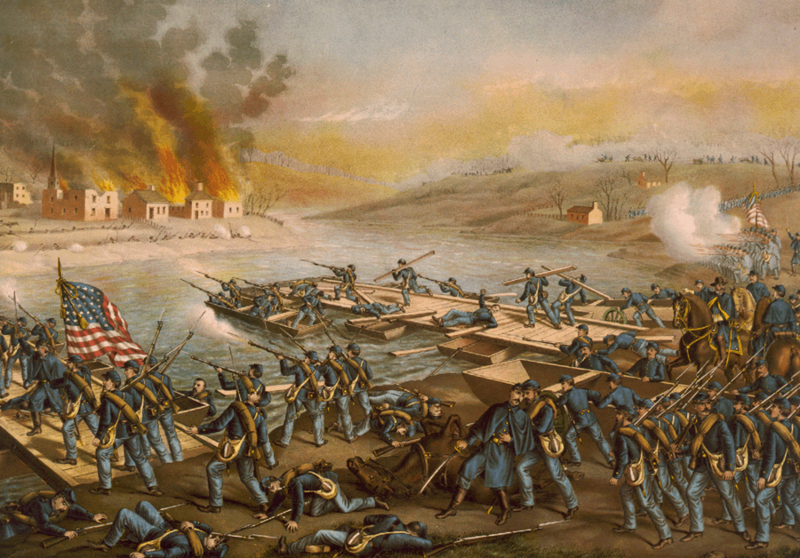 American Civil War (Canadian Independence)