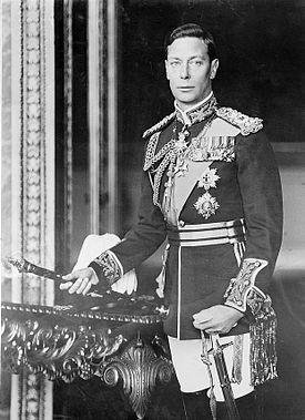 Jorge VI del Reino Unido (ASXX)