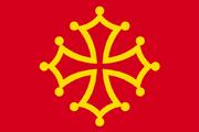 Flag of Aquitaine