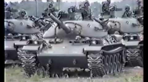 Japan Ground Defence Force 1980 - 1989