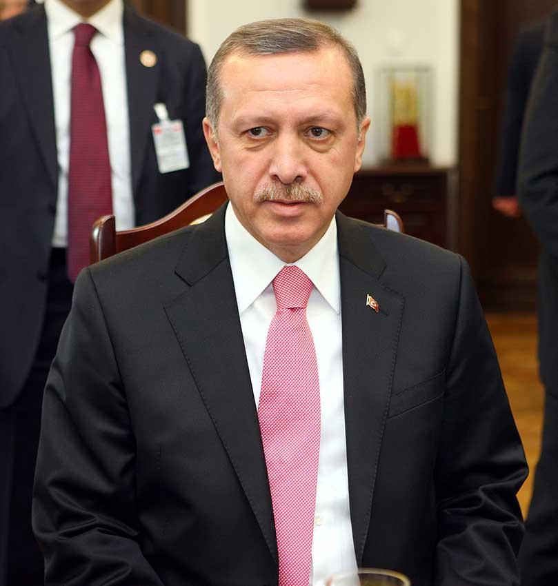 Recep Tayyip Erdoğan (Utopía Nazi)