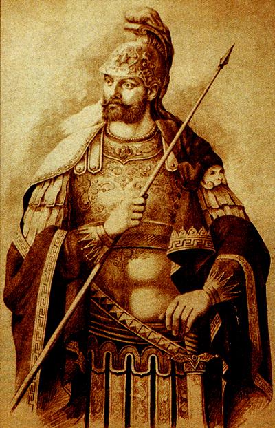 Gaius Corellus Sulla (Superpowers)