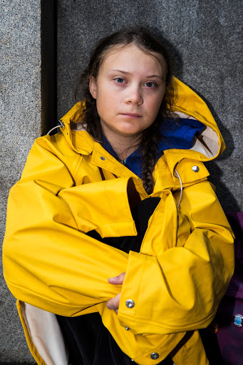 Greta Thunberg (Utopía Nazi)