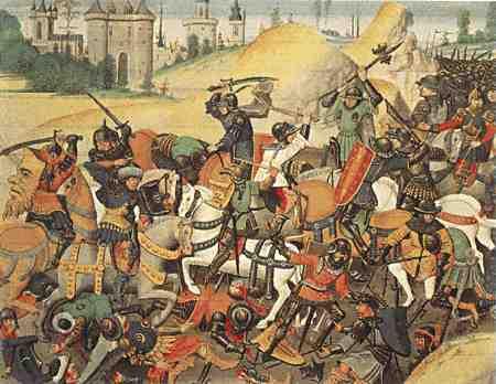 Cruzadas (Poitiers 732)